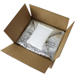 Cold Chain Carton with Liner and GP