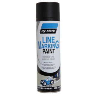 dymark black line marking paint